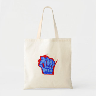 Blue to the bone tote