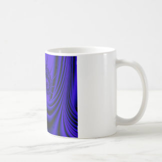 Blue Toga Basic White Mug