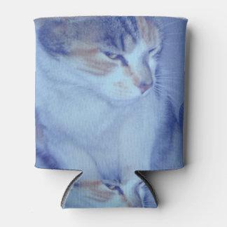 Blue Tone Calico Kitty