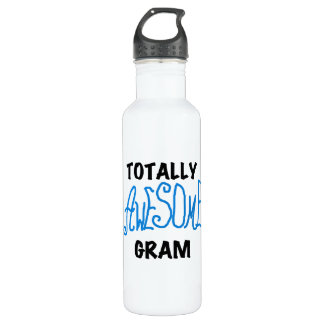 Blue Totally Awesome Gram 710 Ml Water Bottle
