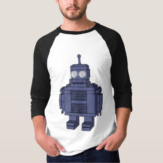 Blue Toy Robot T-Shirt