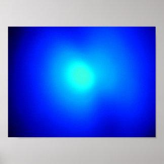 Blue Trance Poster