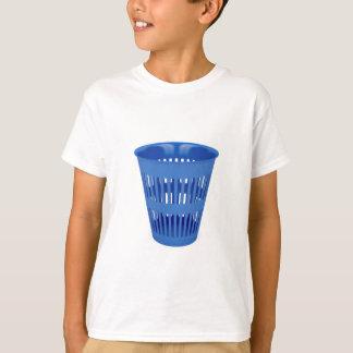 Blue trash can T-Shirt