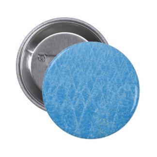 blue tree 6 cm round badge