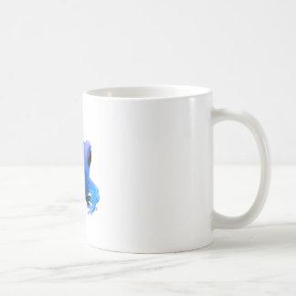 Blue Tree Frog Coffee Mug