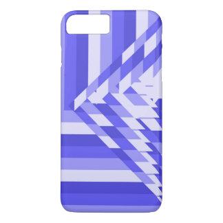 blue triangle iPhone 8 plus/7 plus case