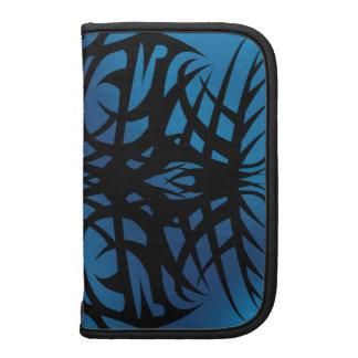 Blue Tribal Smartphone Folios Organizers