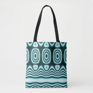 Blue Tribes Tote Bag