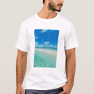 Blue tropical seascape, Palau T-Shirt