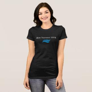 Blue Tsunami T-Shirt