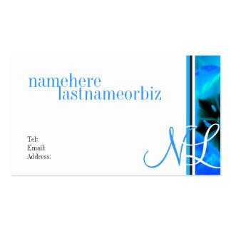 Blue Tulip Business Card
