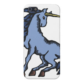 Blue Unicorn iPhone 5/5S Case