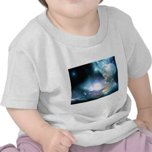 Blue Universe Cosmos T-shirt