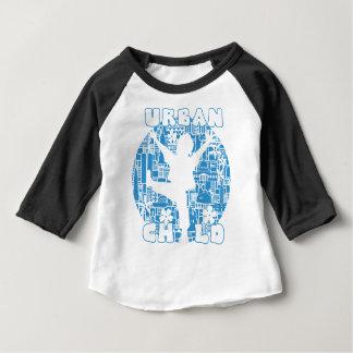 BLUE URBAN CHILD BABY T-Shirt