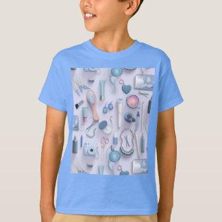 Blue Vanity Table T-Shirt