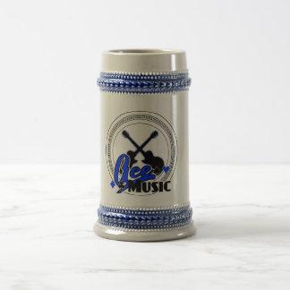 Blue Variant Logo Stein Beer Steins