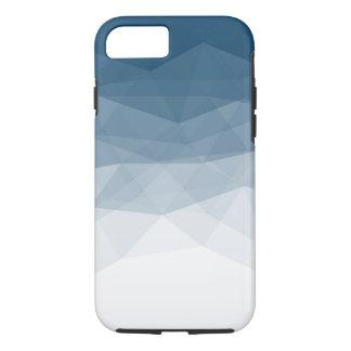 Blue Vectors Top iPhone 8/7 Case