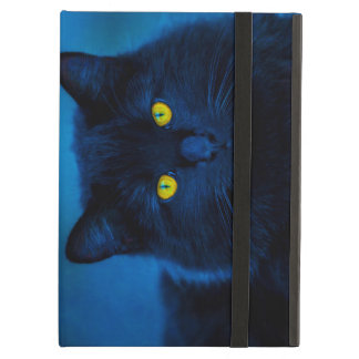 Blue Velvet Case For iPad Air