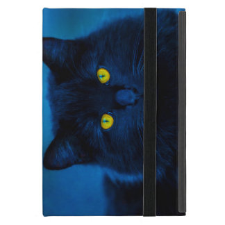 Blue Velvet Cover For iPad Mini