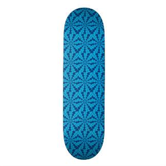 Blue Vertigo Nexus Custom Signature Pro Park Board 21.6 Cm Skateboard Deck