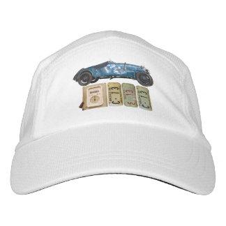 Blue Vintage Car Hat