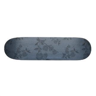 Blue Vintage Wallpaper Skate Decks