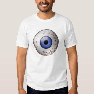 Blue-Violet Eye Shirts