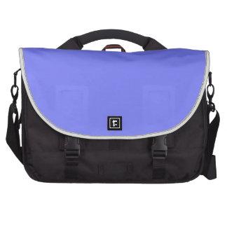 Blue Violet Orchid  Elegant Fashion Color Bag For Laptop