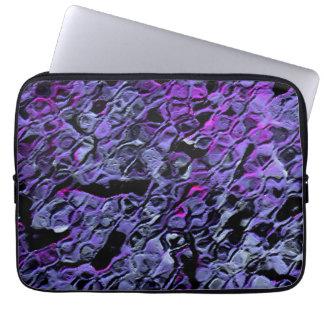 """Blue-Violet Swarm 13"""" Laptop Sleeve"""