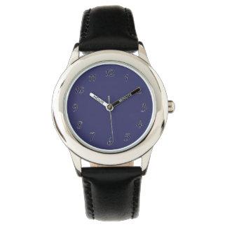 Blue Violet Template Wristwatches