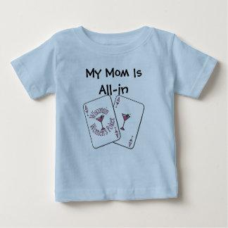 Blue W.W.P. Infant T-shirt