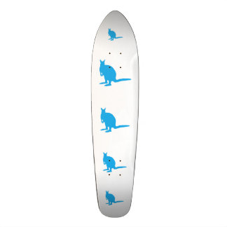 Blue Wallaby Skate Boards