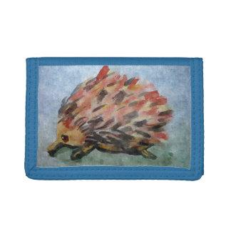 blue wallet echidna