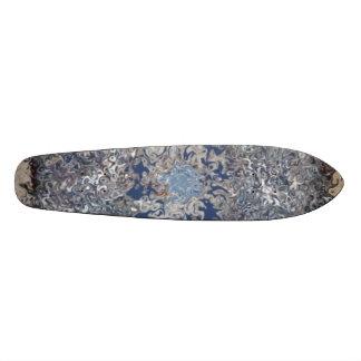 Blue Wash Skateboard Decks