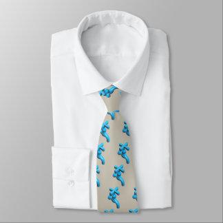 Blue Water Faucet Tie