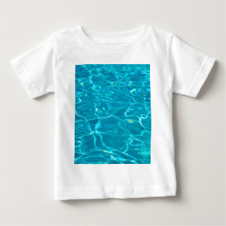 Blue Water in Pool T-shirts