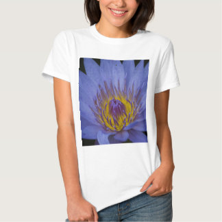 Blue Water Lily Shirt
