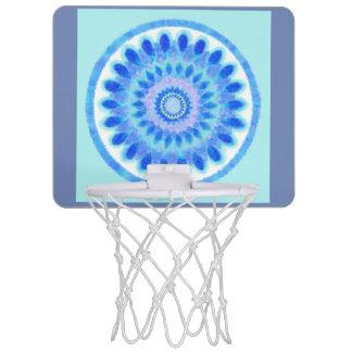 Blue Water Mini Basketball Hoop