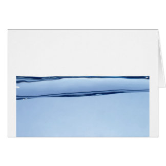 Blue water texture useful as a background greeting card