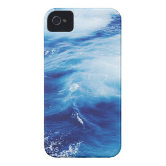Blue Water Waves in Ocean Case-Mate iPhone 4 Case