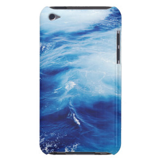 Blue Water Waves in Ocean Case-Mate iPod Touch Case