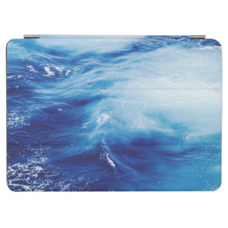 Blue Water Waves in Ocean iPad Air Cover