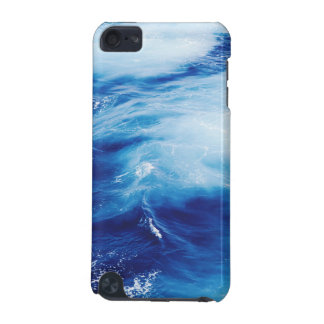 Blue Water Waves in Ocean iPod Touch 5G Cover