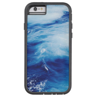 Blue Water Waves in Ocean Tough Xtreme iPhone 6 Case