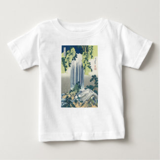 Blue Waterfall Baby T-Shirt