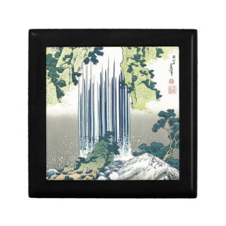 Blue Waterfall Gift Box