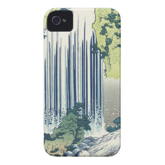 Blue Waterfall iPhone 4 Case