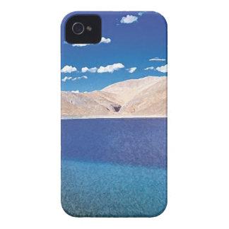 Blue waters blue skies iPhone 4 cases