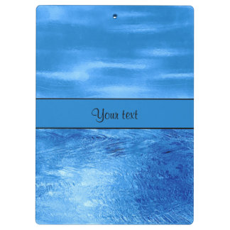 Blue Waters Clipboards