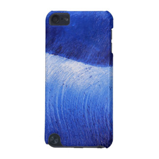 Blue Wave Abstract Painted Ocean Sea Painting iPod Touch 5G Case